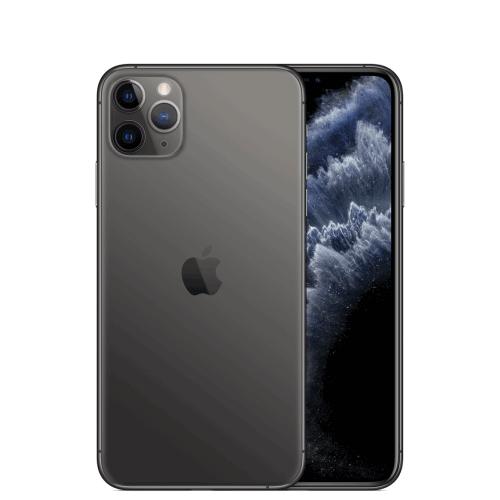 iPhone 11 Pro Max balck-rear-camera-view