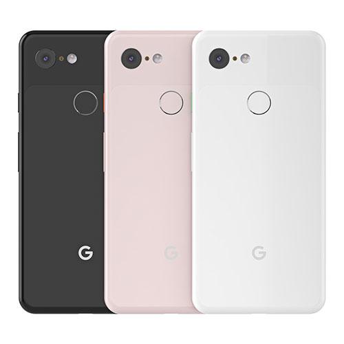 Google Pixel 3 all colors