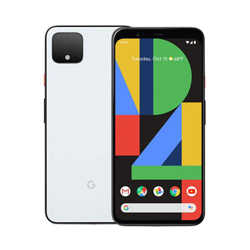 Pixel 4 Refurbished Clearly White