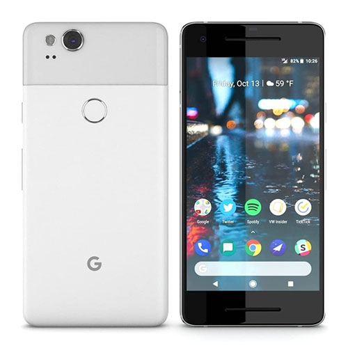 Pixel 2 Refurbished Clearly White