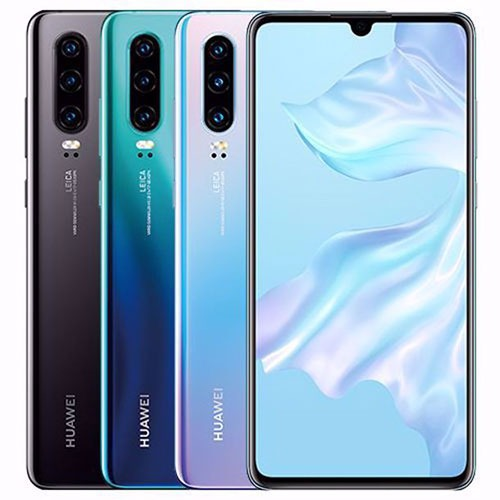 Huawei P30 128GB all colors