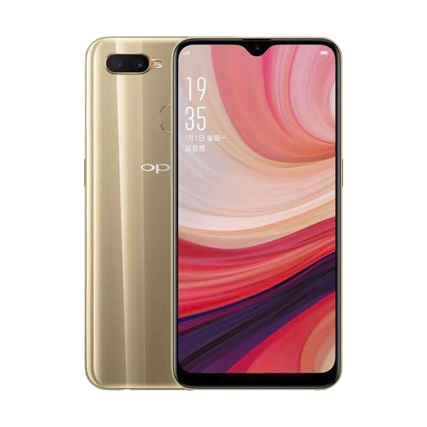 Oppo A7 [As New] Gold