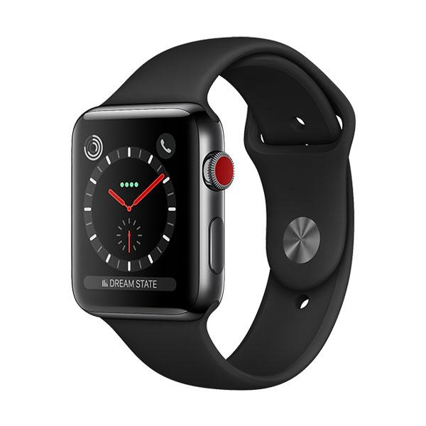 Apple Watch Series 3 Refurbished Space Black
