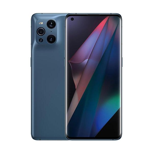 Oppo Find X3 Pro 5G blue