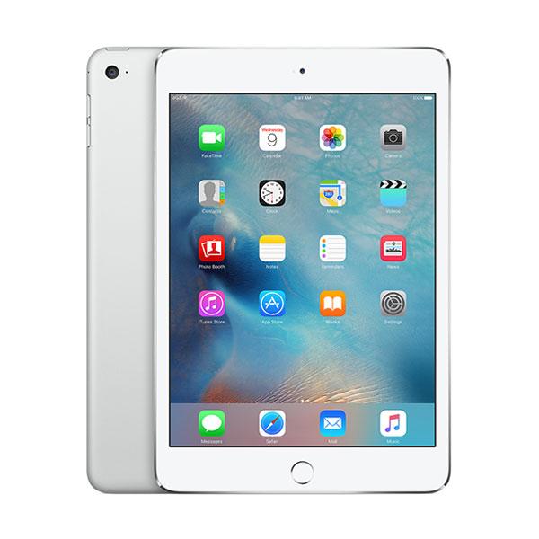 iPad mini 4 wifi silver