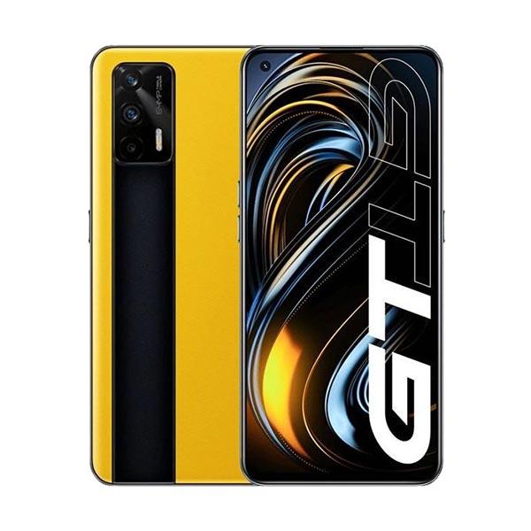 Realme GT 5G Yellow