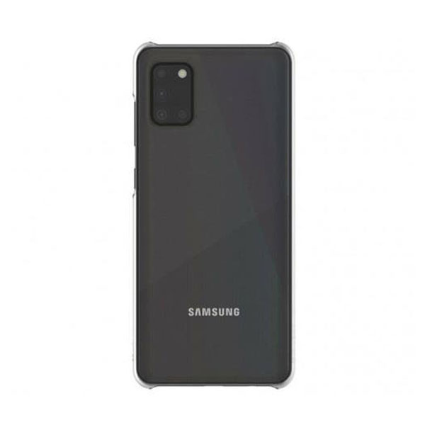 Samsung Galaxy A31 Hard Case - Transparent